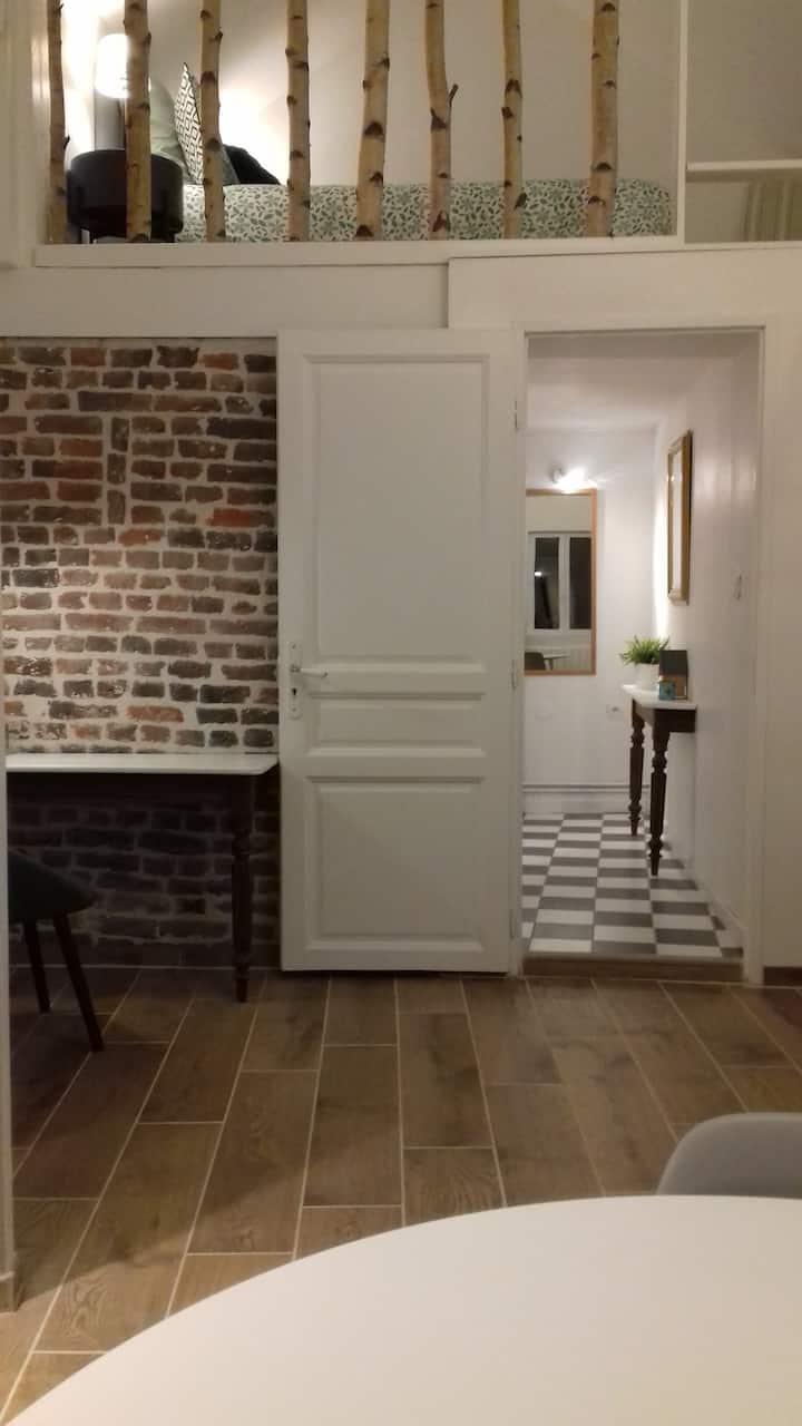 L'escale : logement entier