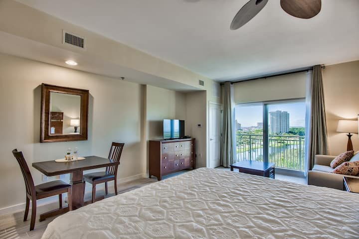 Luau Sandestin Remodeled Studio-Magnificent views