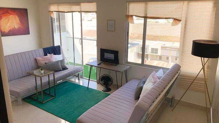 GATED Community: Luxury Beds, Long stay discounts