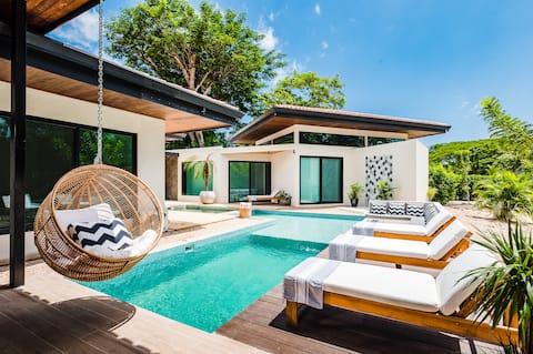 Hacienda Pinilla - Luxury house,6BR, Sleeps 14,BBQ