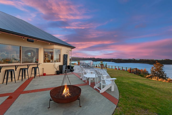 Ultimate Luxury secluded getaway with 360° views