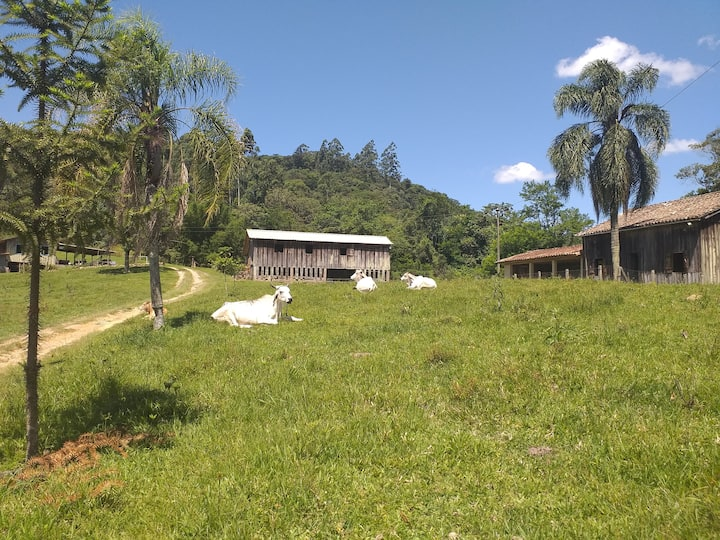 Paiol da Fazenda