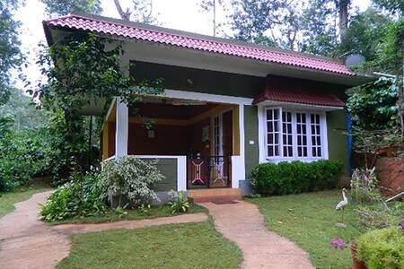 Holidayincoorg Chilipili Estate stay