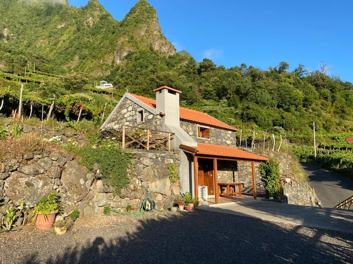 Zef's Cottage in Sao Vicente