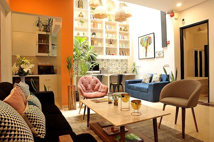 Mint 1 - A Boutique Stylish En-Suite Room w/ WIFI