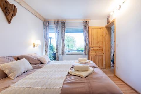 Honey apartments - mountain view