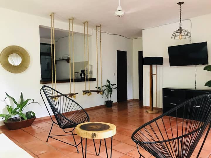Habitación Privada Zona Hotelera