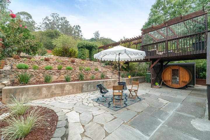 """luxury garden unit perfect for gateway in Marin"""