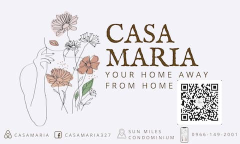 Casa Maria - Condo 1 Bedroom 20 mbps Wifi & Cable