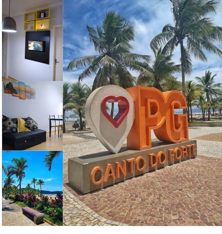 Apartment for rent in canto do Forte, Praia Grande