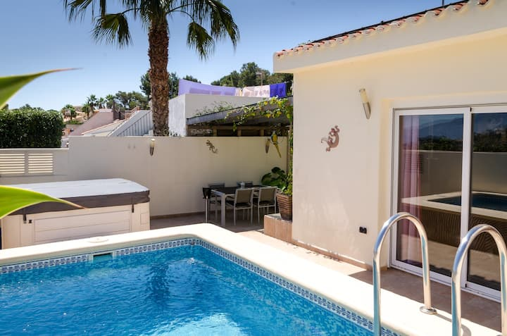 Casa Chill-out - Jacuzzi + Exclusive Pool