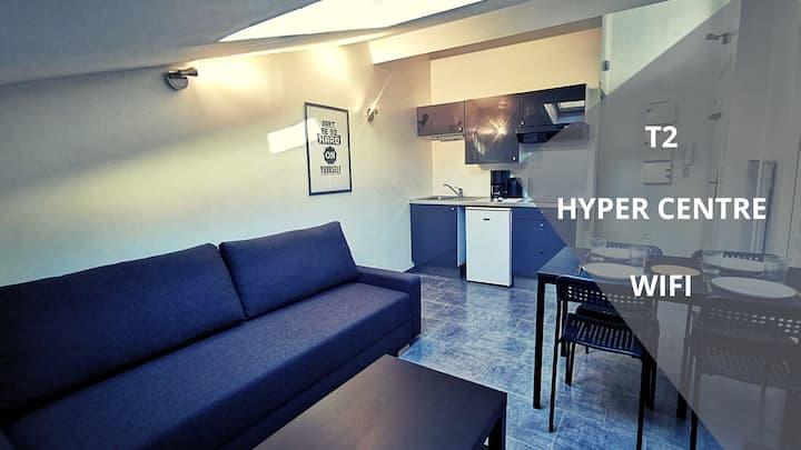 T2 Hyper centre Vienne- Suite 3