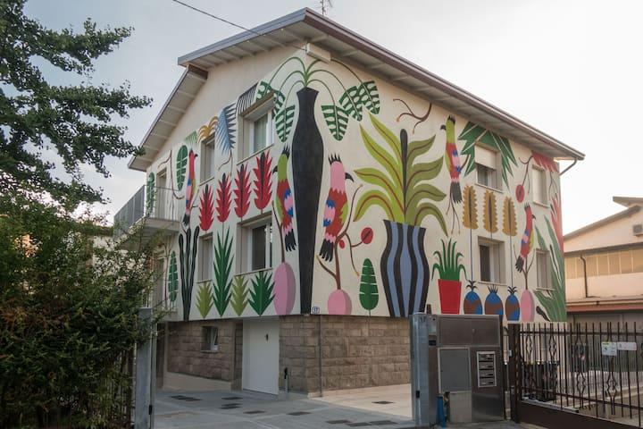 Lilium - Da Coco | Appartamento nuovo e green