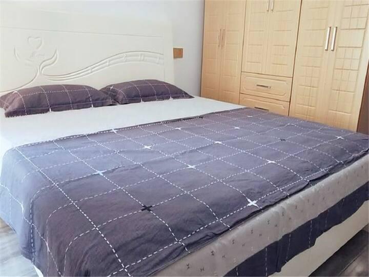 中式风景 豪华大床两居