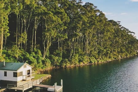 Exclusive boathouse with uninterrupted views