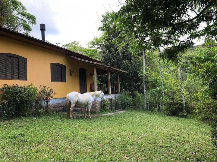Casa Belluno - Sítio casa de campo