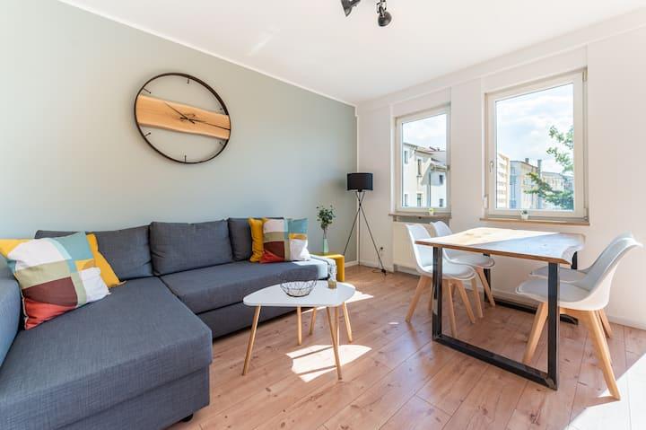 Tolle 2 Raum Wohnung mitten im Neustadt Kiez