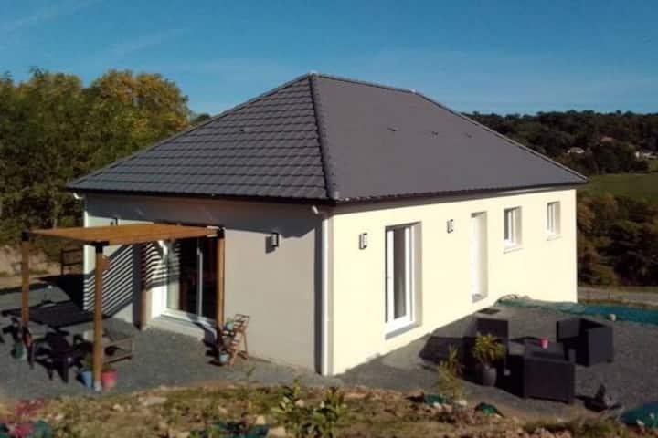La Masquénada 85m2 avec garage, moderne et confort