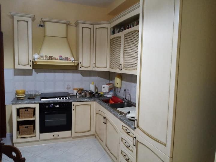 CASA 92100  appartamento in centro ad Agrigento.