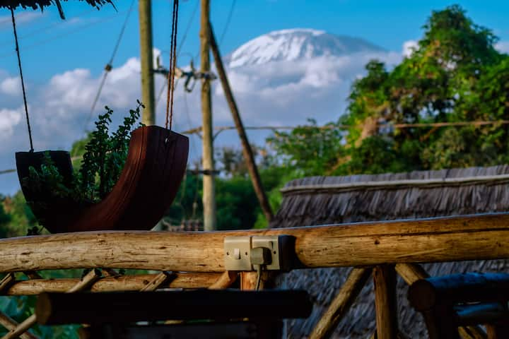 The Comfy Stay Hotel - Mt. Kilimanjaro View
