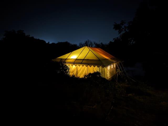 Dera Baghdarrah - A Luxury Wildlife 4 Tents Camp