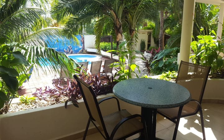1 room apartment in Magical Puerto Morelos