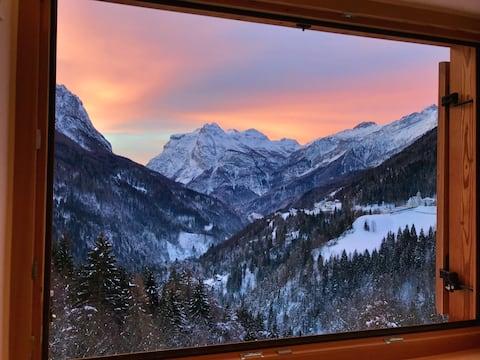 Elegant Chalet in the Heart of Dolomites