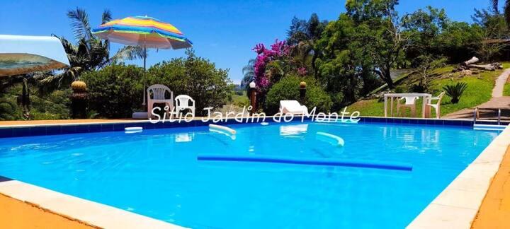 Lindo sitio Nazaré Paulista,natureza,piscina,lago.