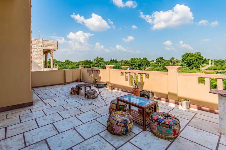 Anand Villa - 5BHK Villa with modern amenities