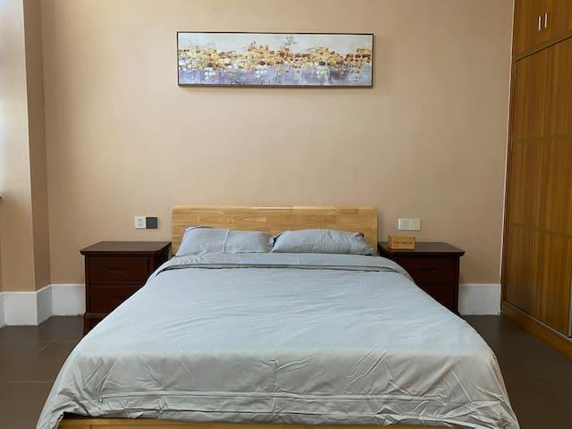 观音山·悦享清新大床房
