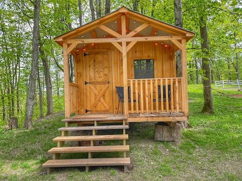 Shadow Hills Farm - Barnvänlig camping