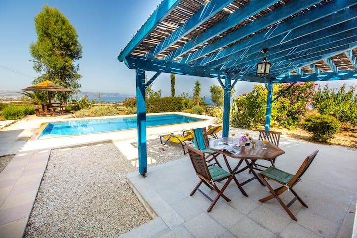 Villa Mediterranean Coast View
