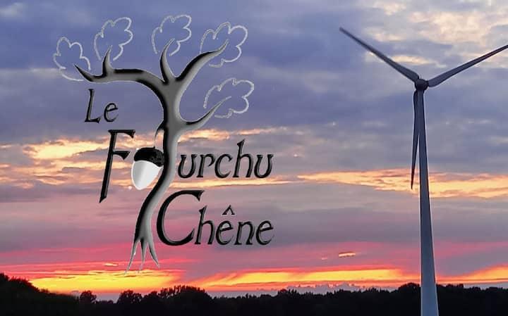 Le Fourchu Chêne - Fosses-la-Ville