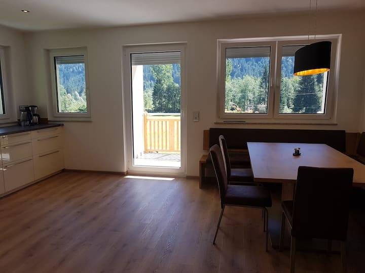 Appartement - Panoramablick