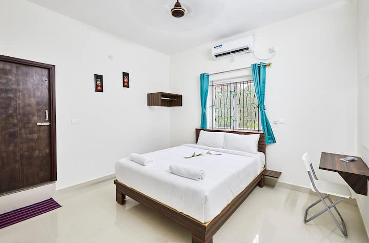 Family Suite room on Nandi hills road