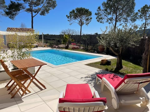 Gästehaus | Privatbereich | Ruhig mit Pool