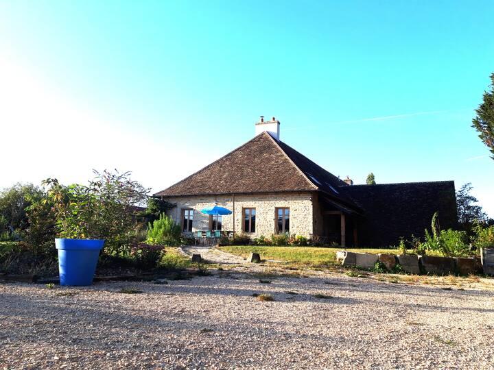 Anna's guest house, maison en Bourgogne