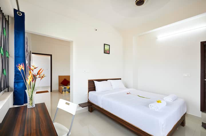Junior suite room on Nandi hills road