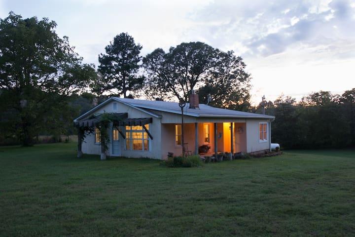 The Farmhouse on Clear Creek