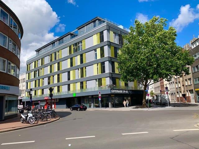 Das Loft Apartments in Aachen City