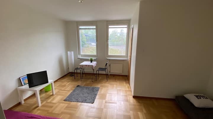 Minimalist cheap stay - Hagsätra