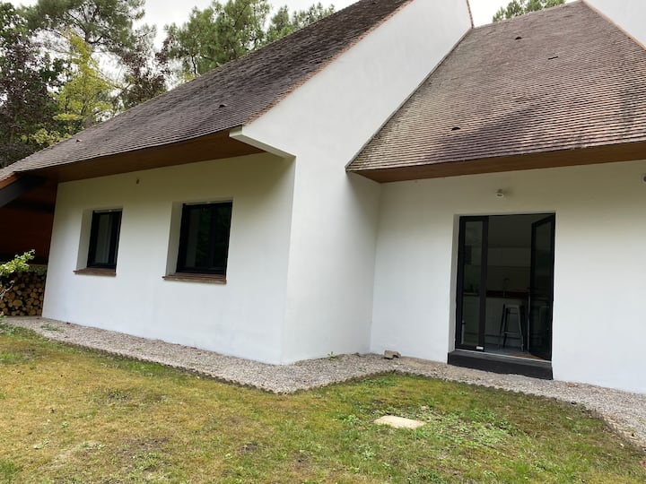 touquet foret Suite/Studette au sein d'une villa