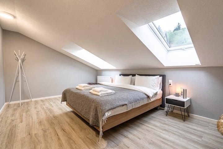 St. Hubertus - Sternengucker 1 Schlafzimmer