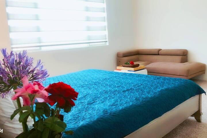 可7.[Eastvale] An Elegant Second Home✿King Bed/欢迎长租