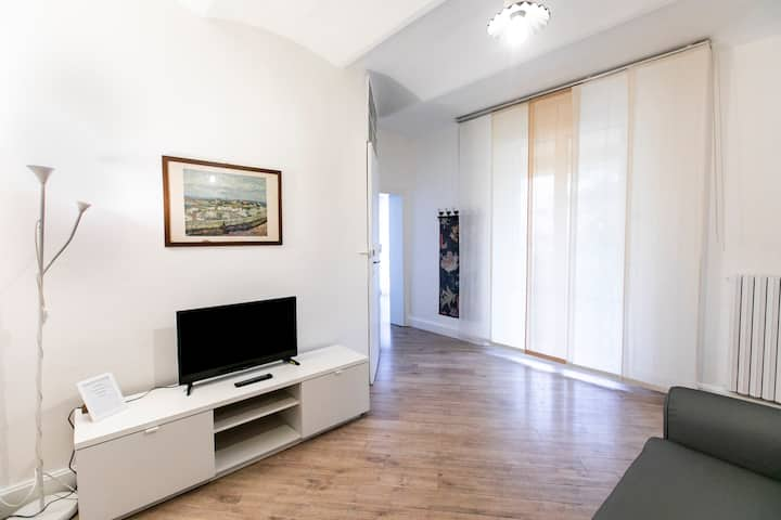 Saragozza Apartment 6: Trilocale Luminoso