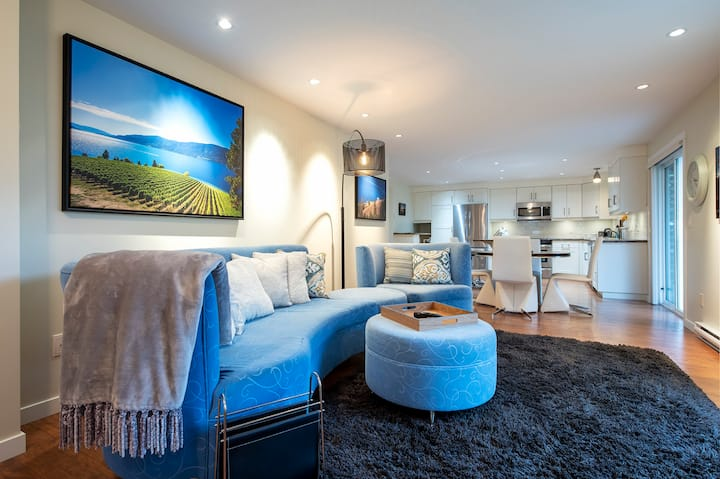 Picture Perfect Okanagan Suite