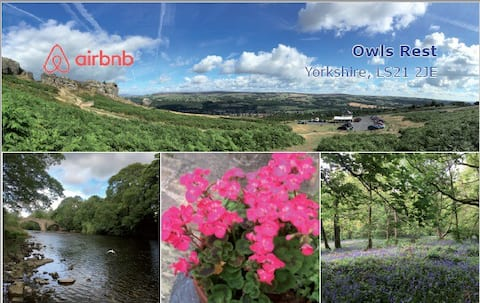 Luxury apartment Wharfedale Yorkshire Dales