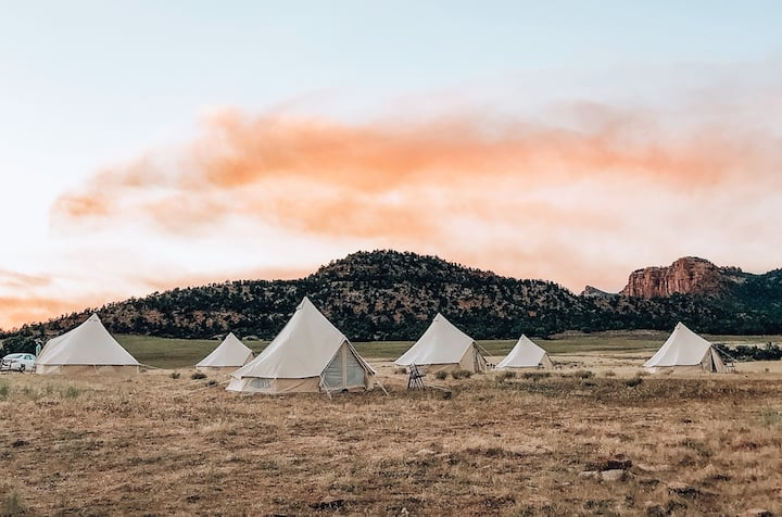 Wander Camp Grand Canyon Tent #4
