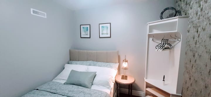 Gorgeous 1BR - Modern and Confy Private Eden room