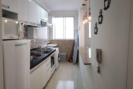 Apartamento central em Franca SP